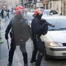 Bortizkeria poliziala Gasteizen (Halabideo)