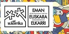 La XVIII. edición de la Korrika está al caer