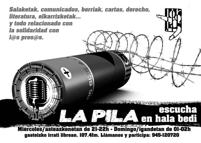 La Pila-Audios