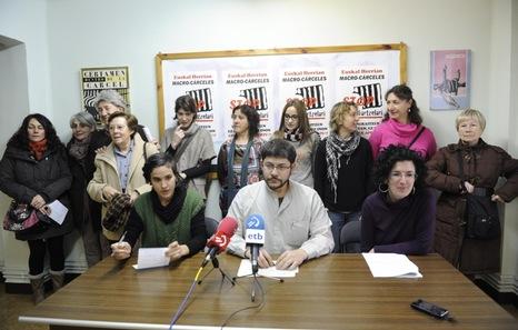 Salhaketa rechaza la petición de indulto del exsubdirector de Seguridad de Langraiz