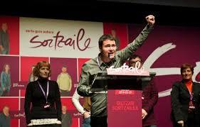 """Hasier Arraiz dice que """"Sortu no es un partido convencional"""""""