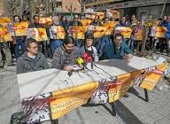 Araba Borrokan convoca una manifestación el próximo 11 de abril en Gasteiz