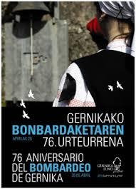 Se cumplen 76 años del bombardeo de Gernika
