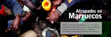 Se agrava la situación de los migrantes subsaharianos en situación irregular en Marruecos
