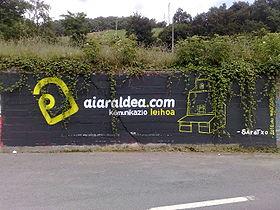 ARABAKO KORRESPONTSALIA: Aiaraldea
