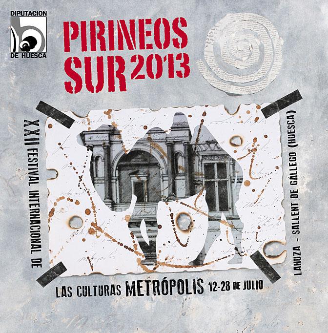 Pirineos Sur 2013ko programazioa Erro Ta Berri-n