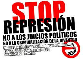Plataforma de Madrid contra los juicios políticos