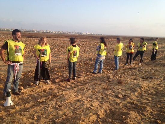 Uhintifada161: Corresponsalía desde Gaza con Alvaro Herraiz