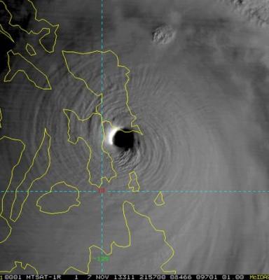 Tifón Haiyan. Crónica desde Filipinas