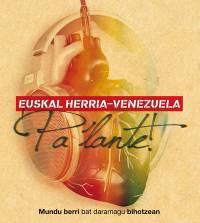 Euskal Herria-Venezuela pa´lante