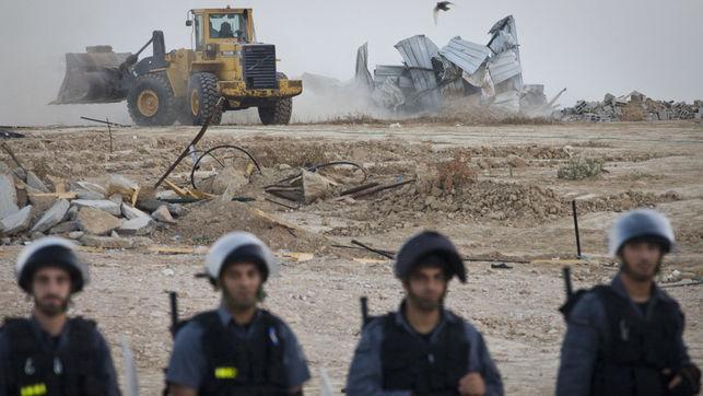 Uhintifada  165:  Crónica  desde  Haifa  de  la  victoria  contra  el  plan  Prawer