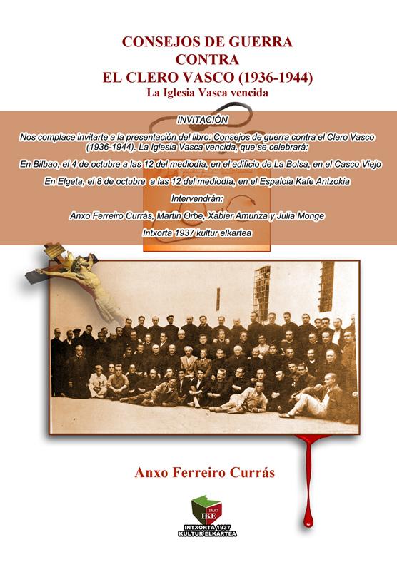 Consejos de Guerra contra el clero Vasco