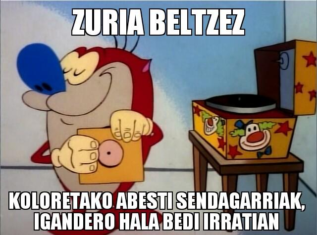 188.- Zuria Beltzez 14-01-26 (iluntasuna argitzen)