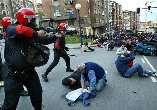 Uhintifada 173: Analizamos las relaciones entre la Ertzaintza, la policia navarra y una empresa de seguridad israelí