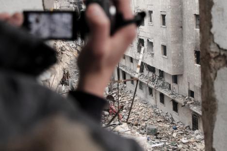 Uhintifada 172: El papel del periodismo en el conflicto sirio a debate