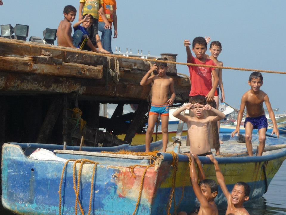 Uhintifada 171: Teatro del oprimido en Gaza