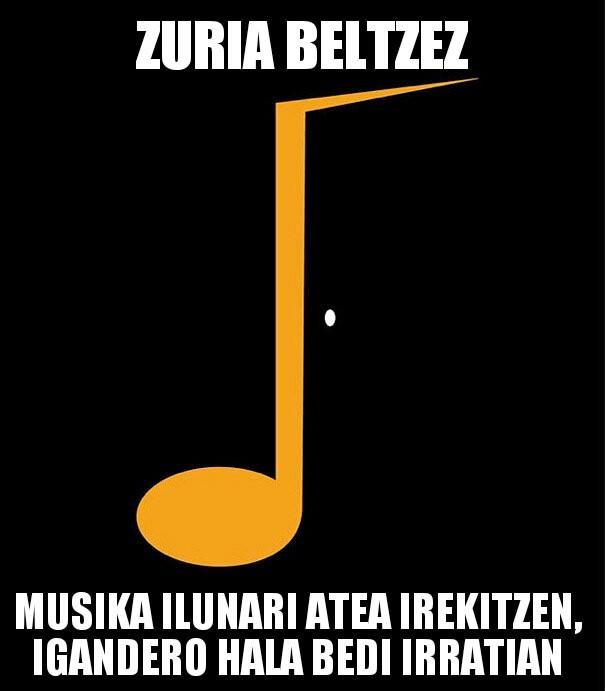 189.- Zuria Beltzez 14-02-02 (musika bertsioneatzen)