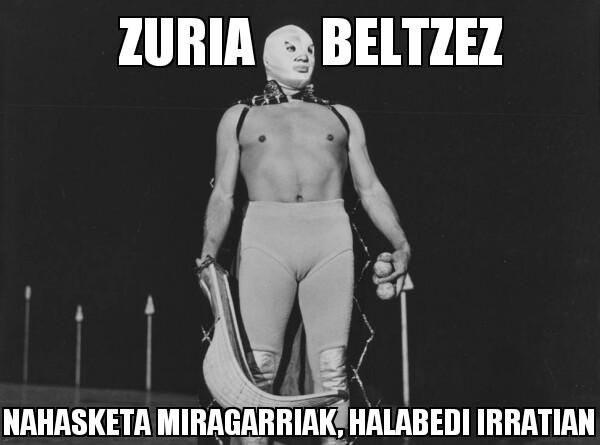 191.- Zuria Beltzez 14-02-16 (harrapazank!)