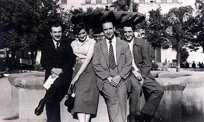 Los Aldecoas y el Ferlosio: generación del 50