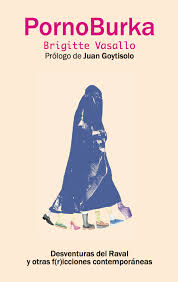 PornoBurka, una novela de Brigitte Vasallo