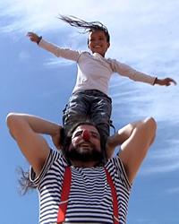 Uhintifada 179: Festiclown, repartiendo sonrisas solidarias en Palestina por encima de todos los obstáculos