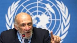 Uhintifada 180: Richard Falk: «Los palestinos no tienen ni siquiera el derecho a tener derechos»