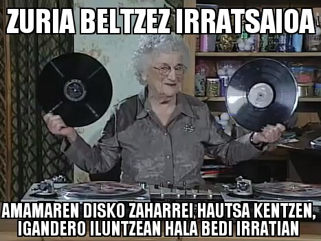 198.- Zuria Beltzez 14-04-13 (kantak aletzen)