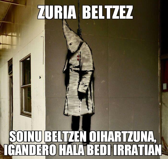 197.- Zuria Beltzez 14-04-06