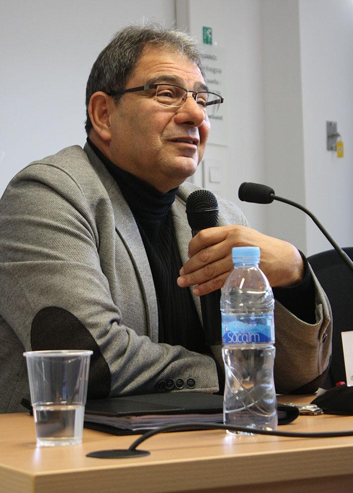 Uhintifada 184: Majed Dibsi: «La información que los medios nos dan de Palestina esta construida por cuatro agencias de noticias»