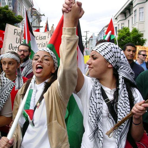 Uhintifada 186: Hablamos con Izaskun Sanchez del movimiento de mujeres en Palestina