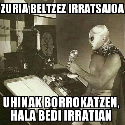 214.-  Zuria  Beltzez  14-10-26  (burrunba!)