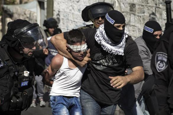 Uhintifada  197:  Arde  Jerusalem.  Crónica  en  directo  de  Sergio  Yahni