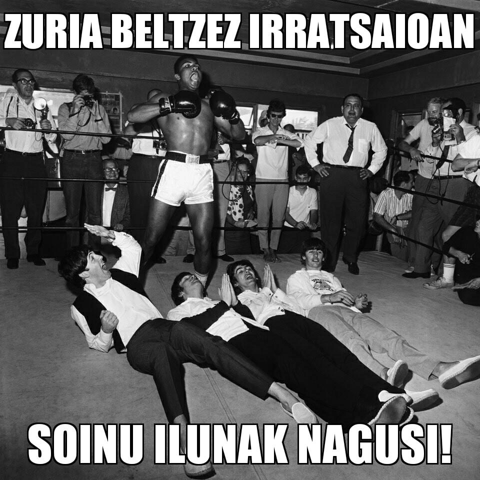 219.- Zuria Beltzez 14-12-21 (bidea egiten)