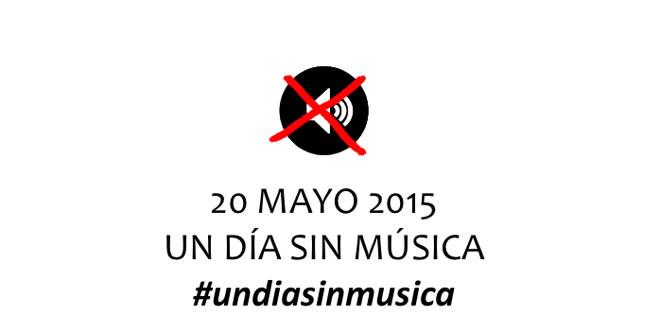 """""""Un  día  sin  música"""""""