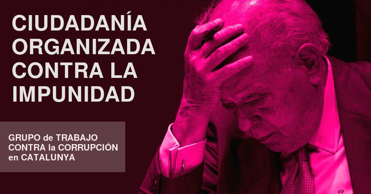 Grupo de Trabajo Contra la Corrupción en Cataluña