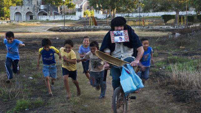 """El  nieto  del  Olentzero:  """"Hay  valores  que  son  universales."""""""
