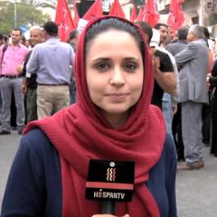 Uhintifada 242: Isabel Perez:«Los medios de la prensa occidental han hecho suyo el relato Israelí del conflicto, y no tienen corresponsales en Gaza».