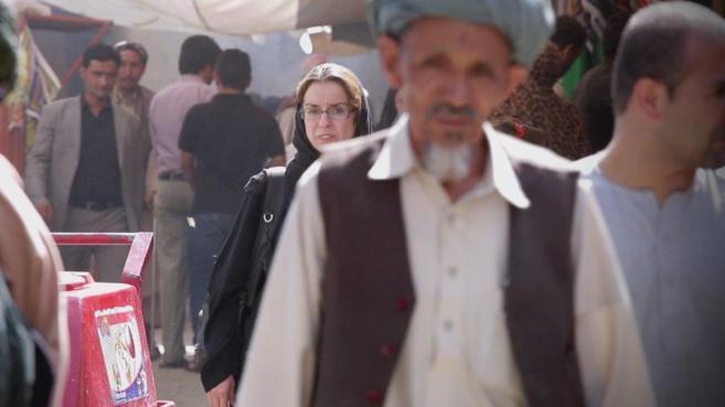 """Mònica Bernabé: """"En Afganistán poca gente puede recordar un periodo de paz."""""""