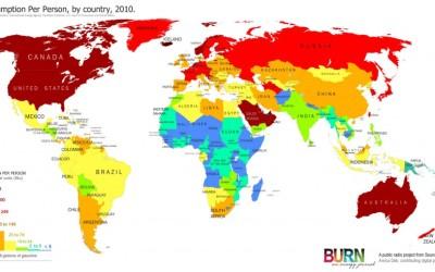 A TODO GAS. 2016/02/08. Contexto enérgético mundial