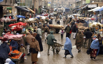 Kasakatxan 1.03: Conociendo Afganistán / Escocia a pie