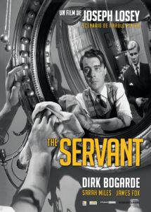 """Laboratorio  PLAT  de  cine:  Joseph  Losey  """"El  Sirviente"""""""