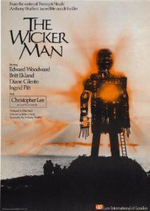 """Laboratorio PLAT de cine: Horrofolk """"The Wicker Man"""""""