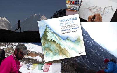 """Jose  Luis  López  Soriano  :  """"  Las  montañas  son  la  excusa  para  regresar  """""""