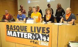 """Basque lives matter. 9ak libre!"""