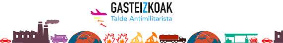 Gasteizkoak, 25 años denunciando el gasto militar