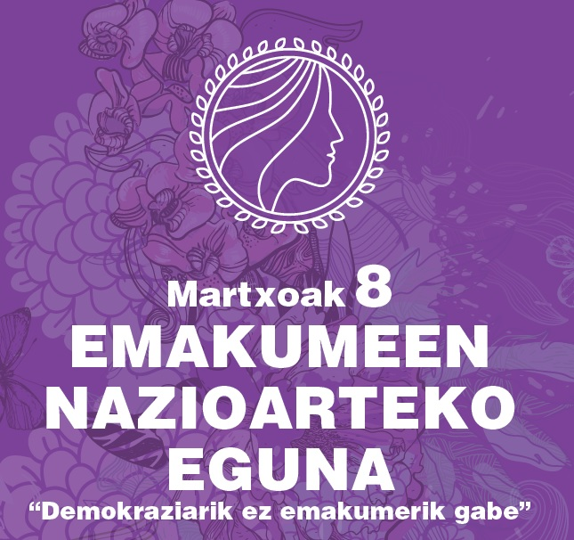 Marina Sagastizabal: mugimendu feminista askotarikoa da eta gero eta saretuago dago