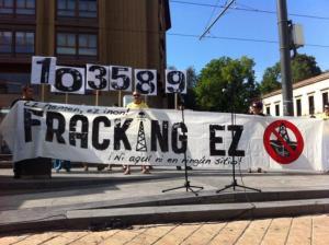 A TODO GAS. 2016/04/11. La ley antifracking vasca recurrida por el gobierno español