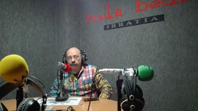 """Iñaki Ullibarri (EHBildu): """"Kalean eta instituzioetan gasa ustiatzeko priektuak gelditu behar ditugu"""""""