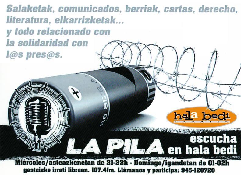 La Pila 13/04/2016