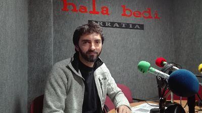 """Ruben Espino: """"Anbulantzia-gidarien lan-baldintzak hobetzea da gure helburua"""""""